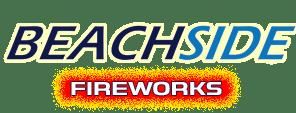 Beachside Fireworks logo