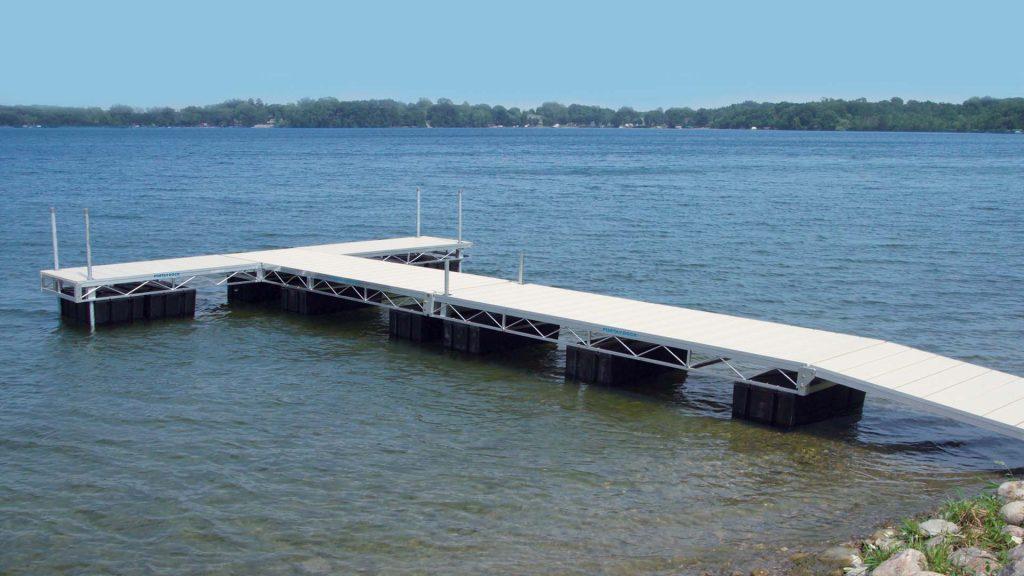 Porta-Dock Floating Dock