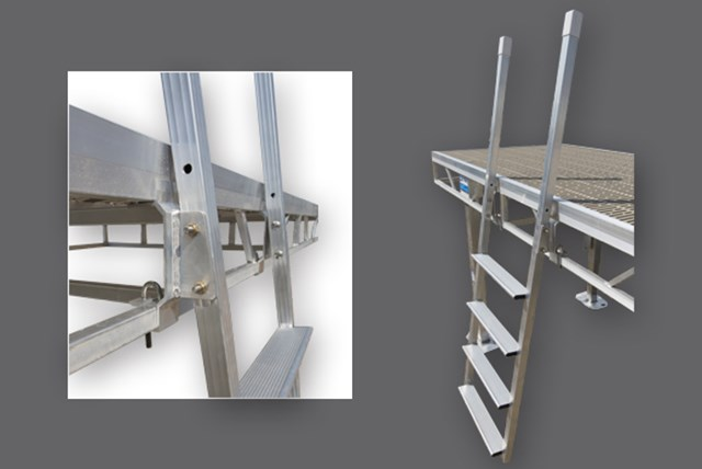 UltraDock Ladder