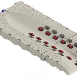Wave Armor Genesis - G16 Boat Port