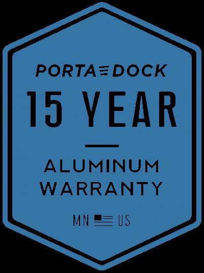 Porta-dock warranty