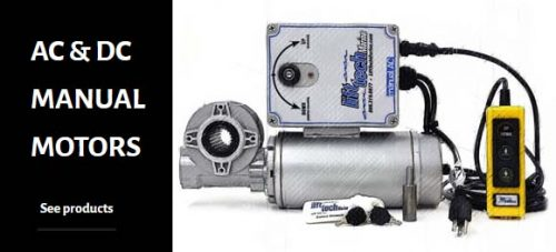 lift tech marine manual motors
