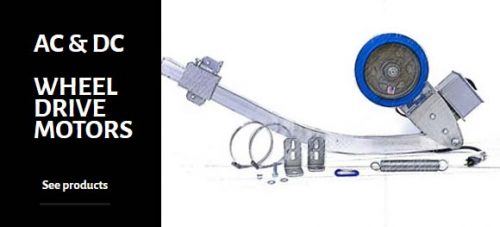 lift tech marine wheel drive motors